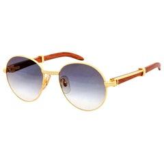 Cartier Bagatelle Palisander Sunglasses