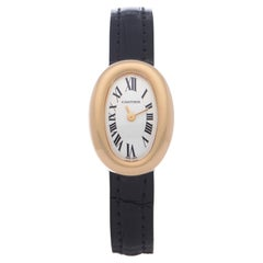 Cartier Baignoire 0 W1536699 or 2368 Ladies Yellow Gold 0 Watch