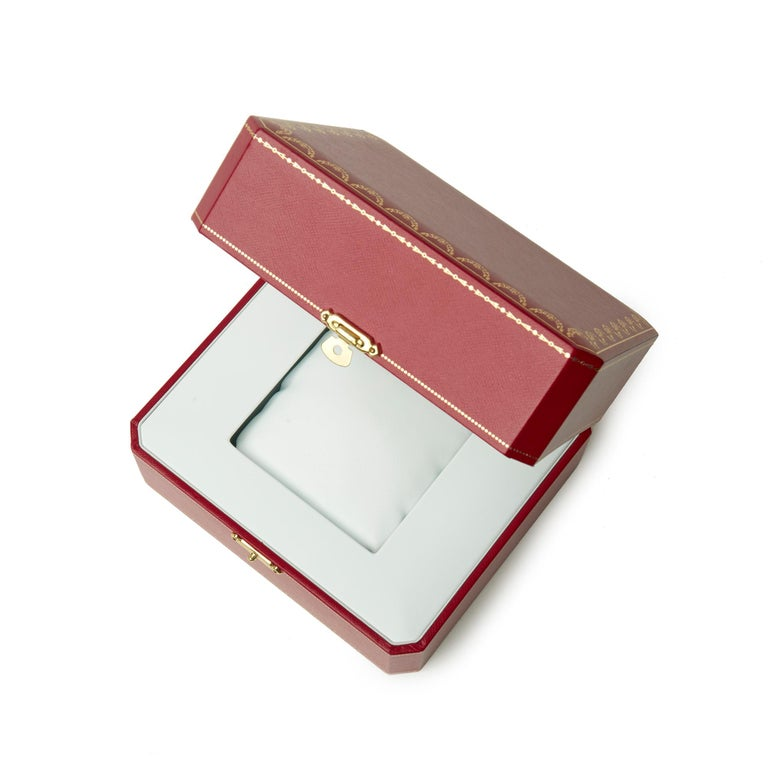 Cartier Baignoire 18 Karat Yellow Gold W1506051 or 1952 For Sale 3