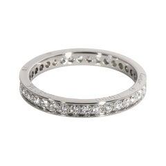 Cartier Ballerine Diamond Eternity Wedding Band in Platinum 0.50 CTW