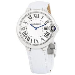 Cartier Ballon Bleu 3005, Certified and Warranty