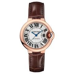 Cartier Ballon Bleu Automatic Pink Gold Watch W6920097