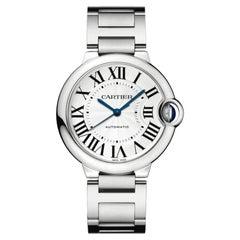Cartier Ballon Bleu Automatic Stainless Steel Watch W6920046