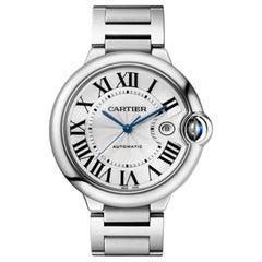 Cartier Ballon Bleu Automatic Steel Men's Watch W69012Z4
