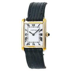 Cartier Ballon Bleu Box & Paper 3001 W6920032 Mens Automatic Watch