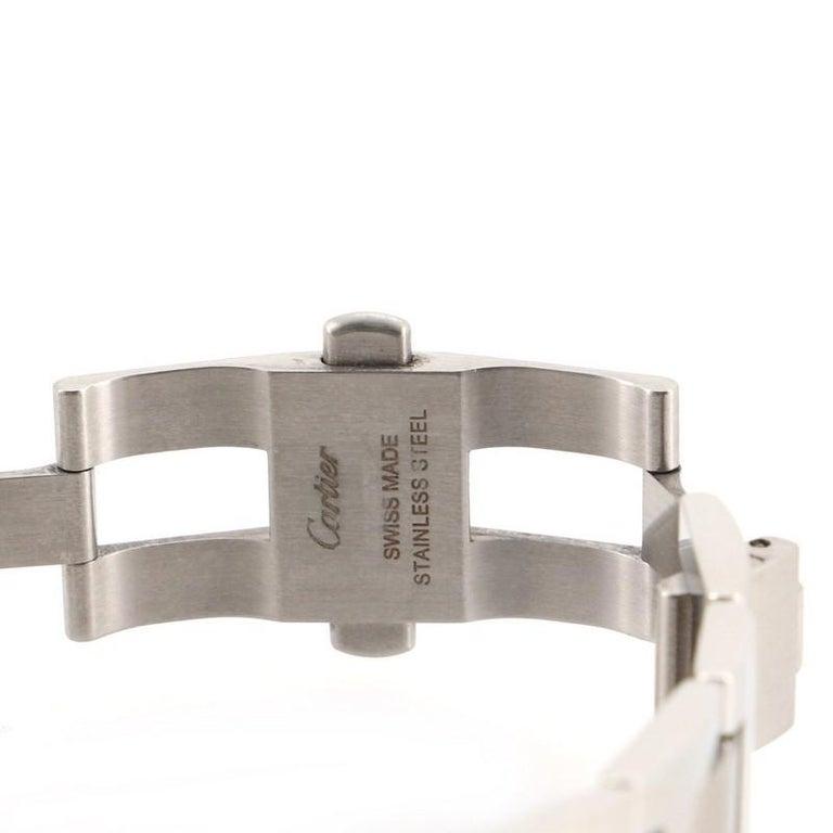 Cartier Ballon Bleu de Cartier Automatic Watch Stainless Steel 42 For Sale 3