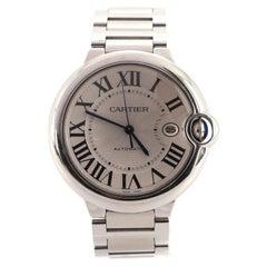 Cartier Ballon Bleu de Cartier Automatic Watch Stainless Steel 42