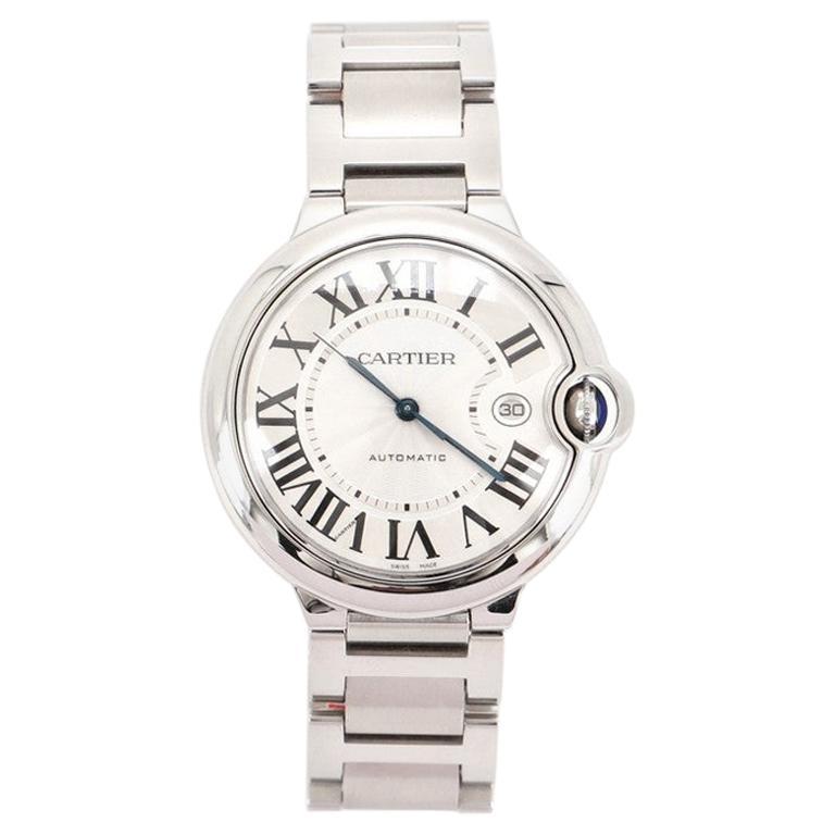 Cartier Ballon Bleu de Cartier Automatic Watch Watch Stainless Steel 42