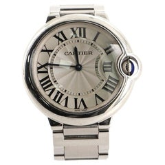 Cartier Ballon Bleu de Cartier Quartz Watch Stainless Steel