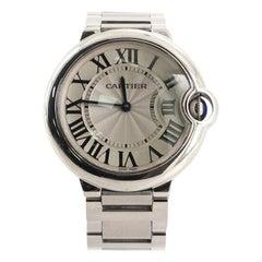 Cartier Ballon Bleu de Cartier Quartz Watch Stainless Steel