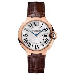 Cartier Ballon Bleu Hand-Wound Mechanical Movement Watch W6920083