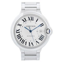 Cartier Ballon Bleu Men's Stainless Steel Automatic Watch W69012Z4 3001