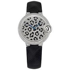 """Cartier Ballon Bleu """"Panther Spots"""" 'HPI01064'"""