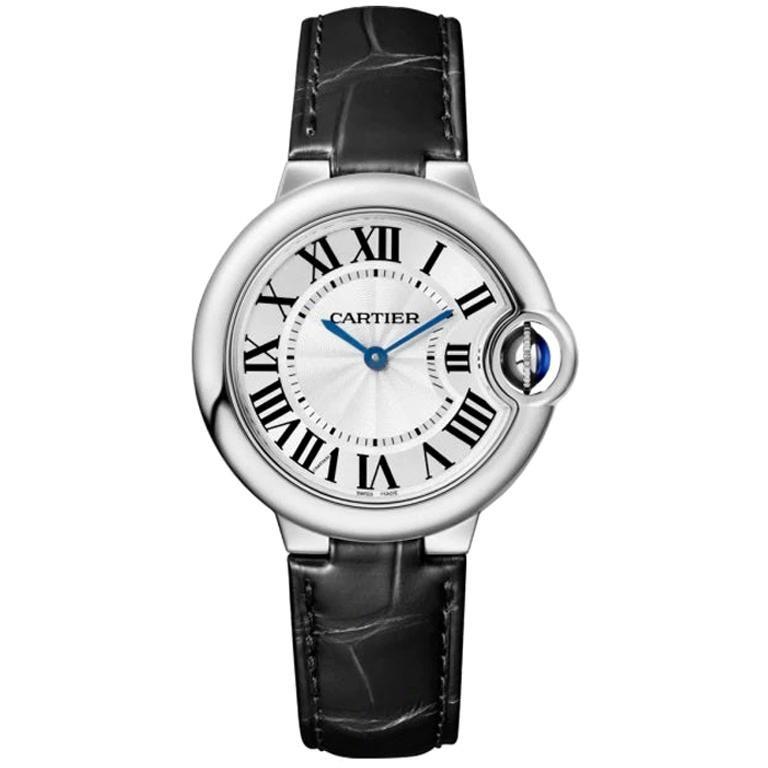 Cartier Ballon Bleu Quartz Watch WSBB0034