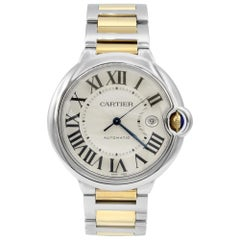 Cartier Ballon Bleu W2BB0022, Case, Certified and Warranty