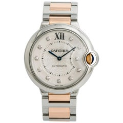 Cartier Ballon Bleu W3BB0018, White Dial, Certified and Warranty