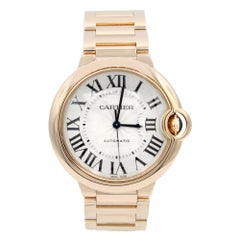 Cartier Ballon Bleu W69004Z2, Case, Certified and Warranty