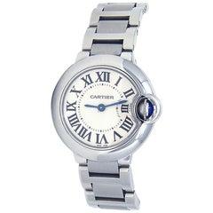 Cartier Ballon Bleu W69010Z4, Silver Dial, Certified and Warranty