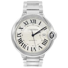 Cartier Ballon Bleu W69012Z4, Case, Certified and Warranty