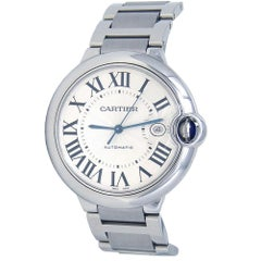 Cartier Ballon Bleu W69012Z4; Certified and Warranty