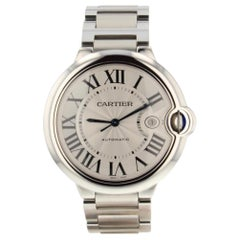 Cartier Ballon Bleu W69012Z4, Silver Dial, Certified and Warranty