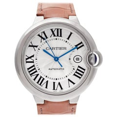 Cartier Ballon Bleu W6901351; Black Dial, Certified and Warranty