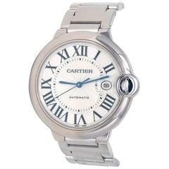 Cartier Ballon Bleu W69013Z2, Silver Dial, Certified and Warranty