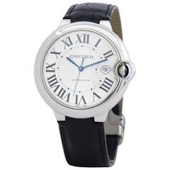 Cartier Ballon Bleu W69016Z4, White Dial, Certified and Warranty