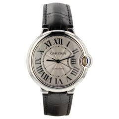 Cartier Ballon Bleu W69017Z4, Silver Dial, Certified and Warranty