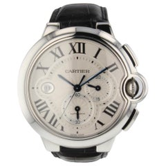 Cartier Ballon Bleu W6920003, Silver Dial, Certified and Warranty