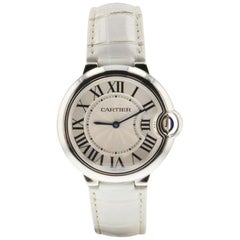 Cartier Ballon Bleu W6920087, Silver Dial, Certified and Warranty