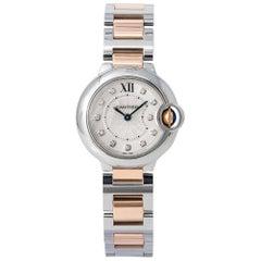 Cartier Ballon Bleu WE902030, Silver Dial, Certified and Warranty