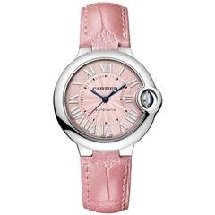 Cartier Ballon Blue Automatic Watch WSBB0002