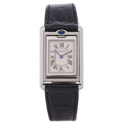 Cartier Basculante Stainless Steel Men's 2386 or W10X1258