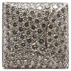 Cartier Berlingot White Gold Diamond Ring