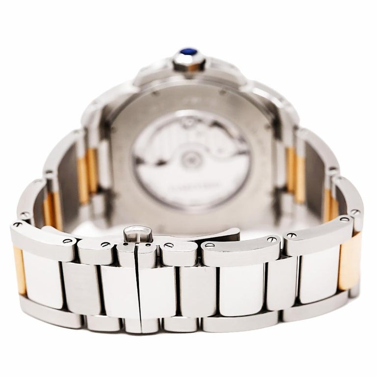 Cartier Calibre de Cartier Reference #:W7100036. 100. Verified and Certified by WatchFacts. 1 year warranty offered by WatchFacts.