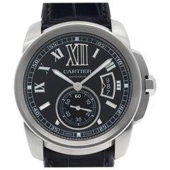 Cartier Calibre de Cartier W7100041, White Dial, Certified