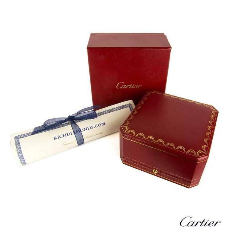 Women's Cartier Caresse d'Orchidées Necklace For Sale
