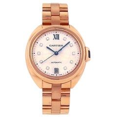 Cartier Cle de Cartier WJCL0033, Certified and Warranty
