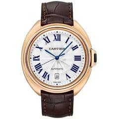 Cartier Clé Rose Gold 'WGCL0004'