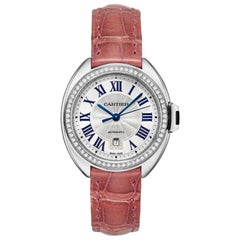 Cartier Clé White Gold and Diamond 'WJCL0015'