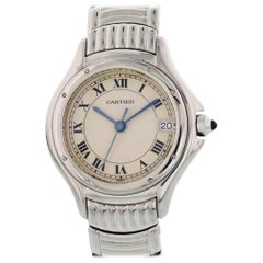 Cartier Cougar 1215/1, Certified and Warranty