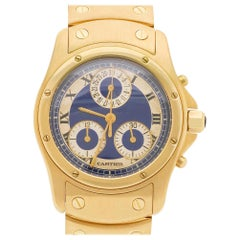 Cartier Cougar Unknown, Certified and Warranty