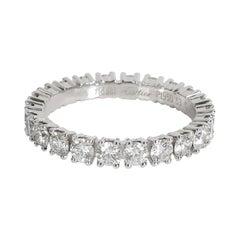 Cartier Destinee Diamond Eternity Band in Platinum 1.56 CTW