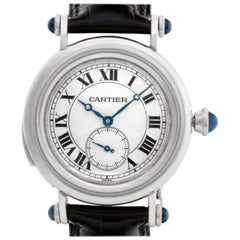 Cartier Diablo Minute Repeater Platinum Limited Edition Manual Watch