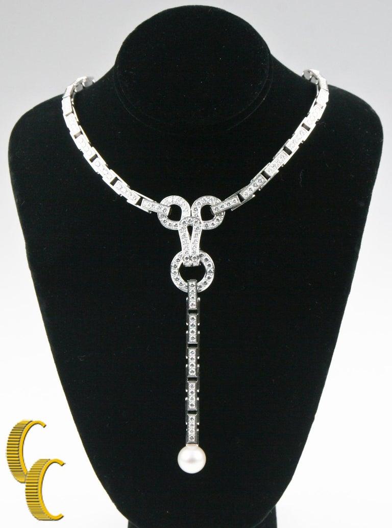 Includes Detachable Pearl Pendant with Unique Double-Clasp Design 17