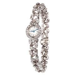Cartier Diamond Back Winder Wristwatch