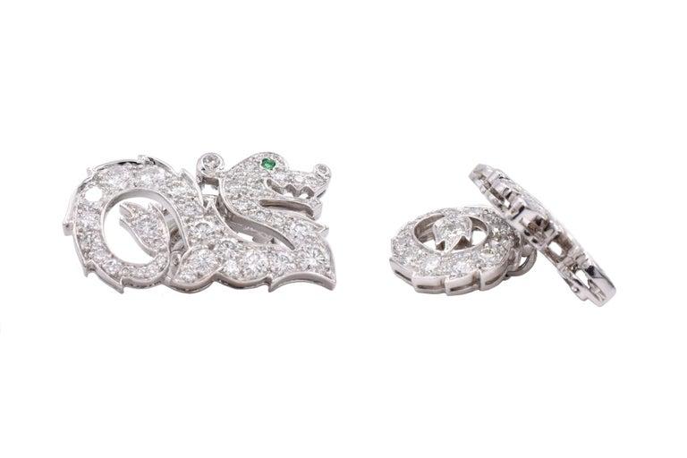 Women's or Men's Cartier Diamond