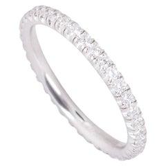 Cartier Diamond Étincelle De Cartier Band Wedding Ring