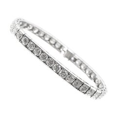 Cartier Diamond Line Bracelet